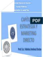 Capítulo 2. Estrategia y Marketing Directo