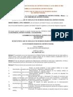 Ley Residuos Sólidos DF 10feb04