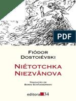 Niétotchka Niezvânova [Fiódor Dostoiévski]