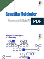 K.18-21 Molecular Genetics
