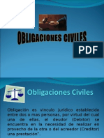 Obligaciones Civiles ...