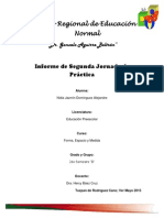 Informe de Practica 2da Jornada