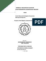Kinerja Kantor Kecamatan.doc