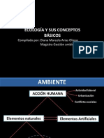 Ecologia y Sus Conceptos Basicos