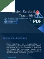 Lesion Cerebral Traumatica