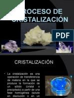 Cristalizacion-trans de Masas
