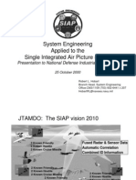 System Engineering Applied to the