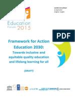 Draft Framework for Action 23 April 2015.pdf