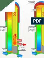 Butkarev Hot Blast Stoves Optimization