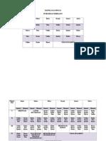 Jadwal d21 Pkm Tembelang