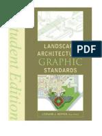 50009995 Landscape Architectural Graphic Standards