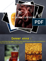 Photo Culinaire Ampere 2010