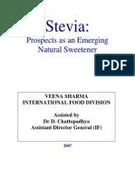 Food Safety Stevia