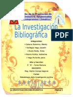 Trabajo Investigacion Bibliografica