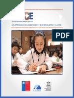 Esudio Sobre Los Aprendizajes en America Latina
