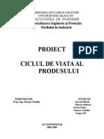 Ciclul de viata al produsului