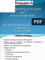 Capacity Building of Accounts and Internal Audit Staff - Copy