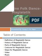 Philippine Folk Dance- Maglalatik