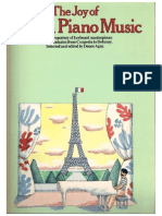 The Joy of French Piano