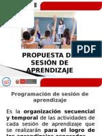 PROPUESTA DE  SESIONES DE APRENDIZAJE.pptx