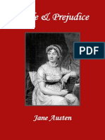 Austen, Jane- Pride and Prejuice