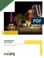 The Workshops Design Guidelines