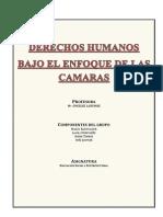 Derechos Humanos Bajo El Enfoque de Las Camaras