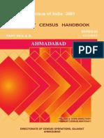 Ahmadabad 2001 Census Handbook
