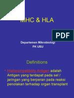 k.31 Mhc & Hla (Semester 1)