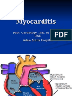 K - 15 Myocarditis (Kardiologi)