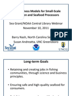 Fishing Business Plan