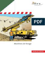 INRS-Machine de forage