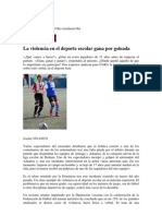 Educación y deporte  2010ko otsailaren 08a