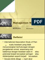 Pain Ken Morgan