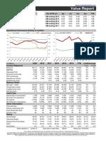 Cisco Stock Analysis Report