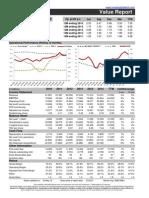 Johnson Johnson Stock Analysis Report