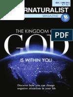 Supernaturalist Magazine May June 2013
