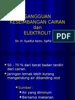 CAIRAN %26 ELEKTROLIT