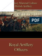 Military - Artillery - British