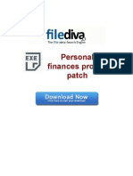 Personal Finances Pro 5 7 Patch