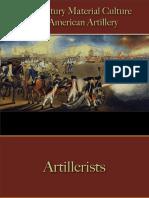 Military - Artillery - American