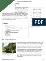Prestressed Concrete - Wikipedia, The Free Encyclopedia
