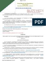 Decreto 5053 de 2004