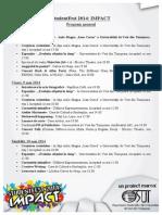 Programul-StudentFest-2014