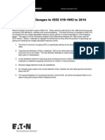 Harmonics and Power Factor - The Effects of Changes to IEEE 519–1992 to 2014