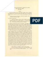 PLJ Volume 28 Number 1 -07- Documents - The People of the Phils. v. Arsenio H. Lacson Crim Case No. 21707