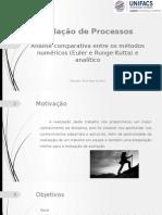 Slides Simulação de processos