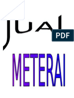 Meterai