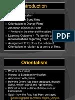 Orientalism and Film Edited Version