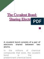Ch08 Part3 the Covalent Bond